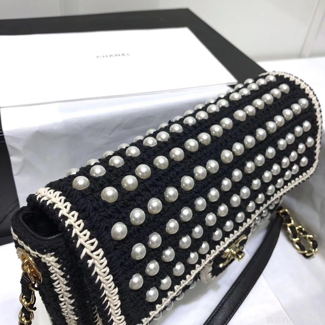 Chanel 香奈儿 新品 满满珍珠太仙太好看了完美