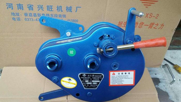 豫旭生免摇启动器 柴油机启动器 助力器  拖拉机无电瓶启动器