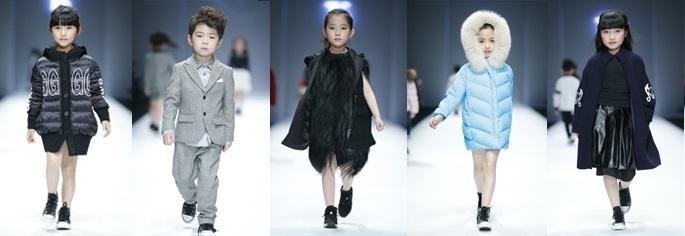 少儿模特可以有效的培养少儿良好的走姿模特步气质,锻炼     儿童对