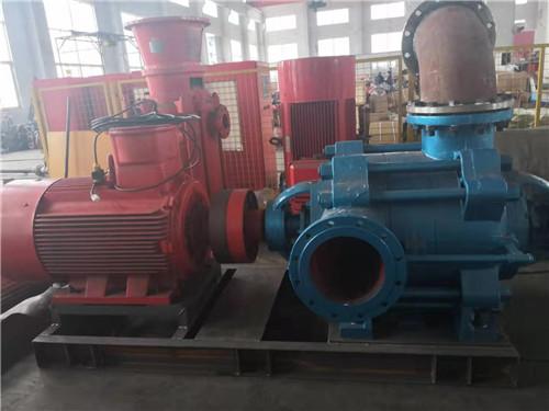 MD300-65型礦用多級泵
