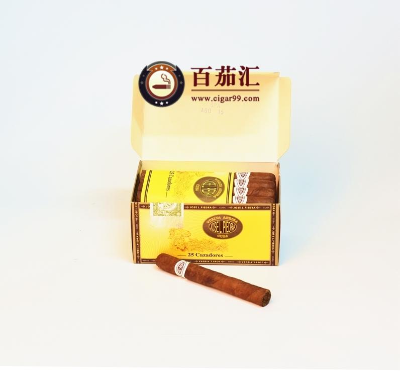 比雅达 猎人 纸盒 雪茄 Jose L. Piedra Cazadores C/P