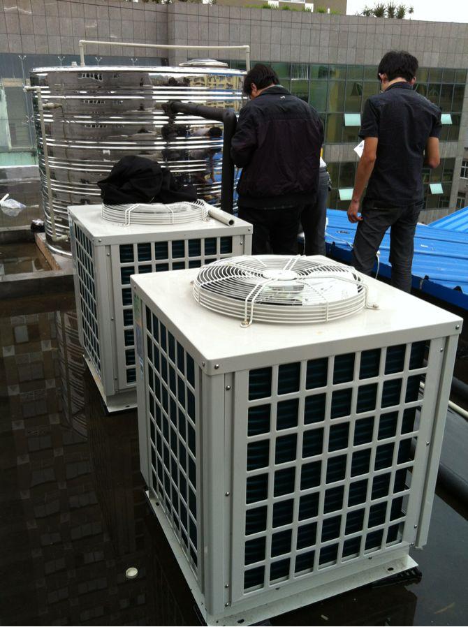 小型宾馆热水工程