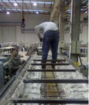 鋸片成型熱處理生產線(湖