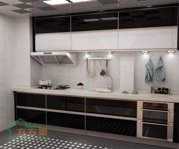 不銹鋼整體櫥柜案例展示