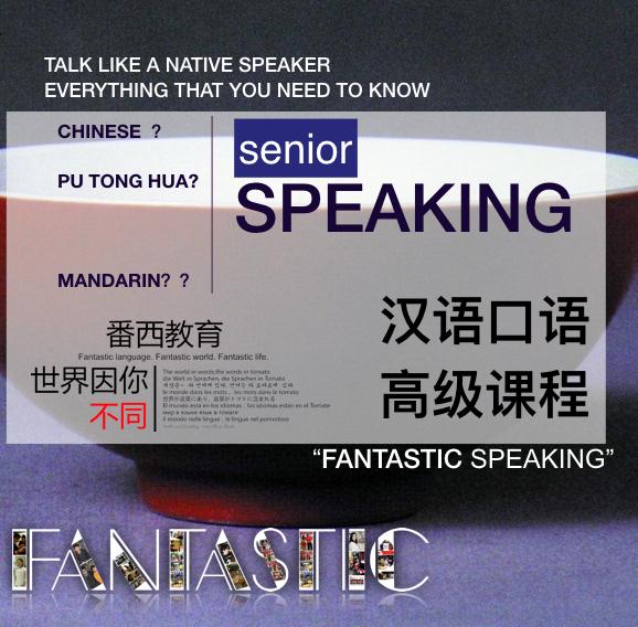 汉语高级口语提高