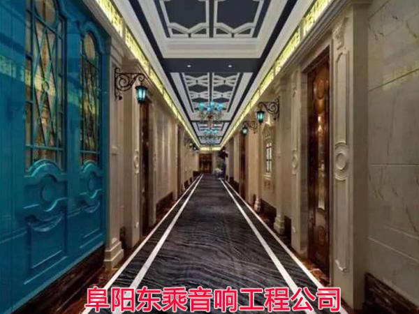 阜阳宝龙VK量贩式KTV效果图