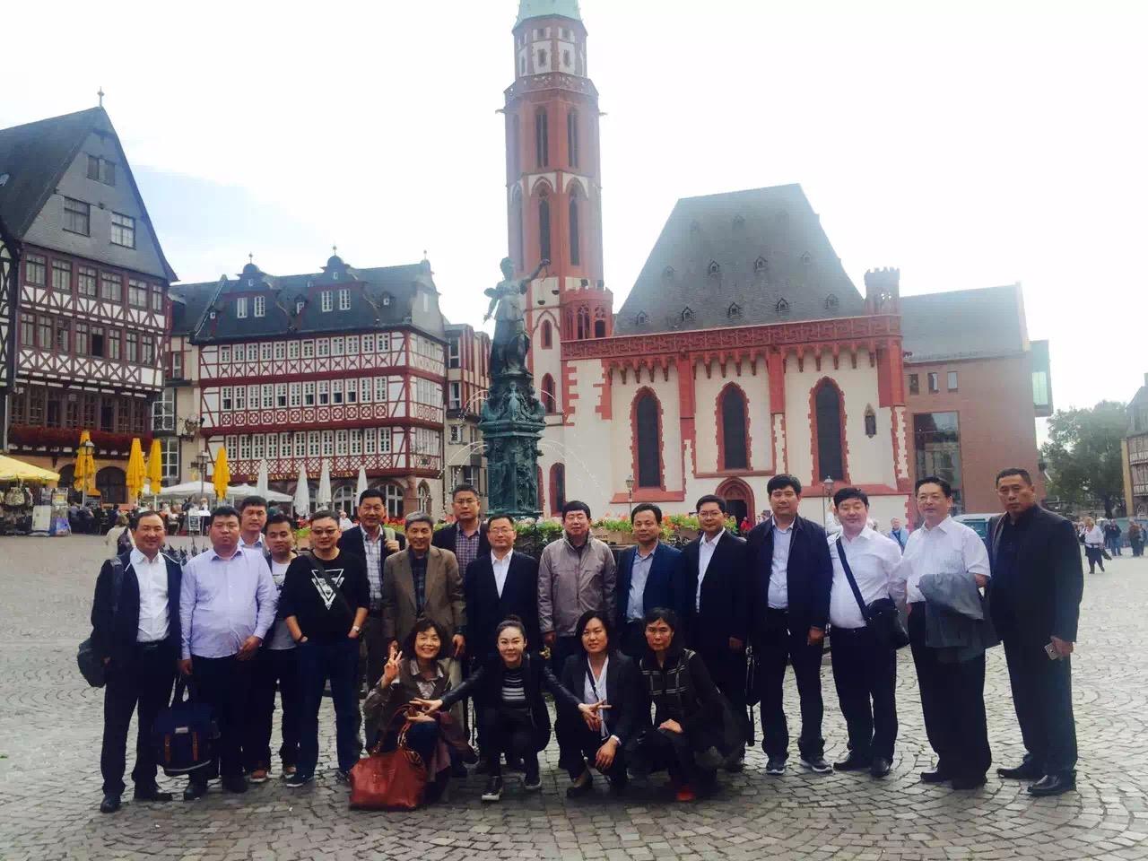 德国小红帽的故乡-阿尔施费尔德政府公务活动