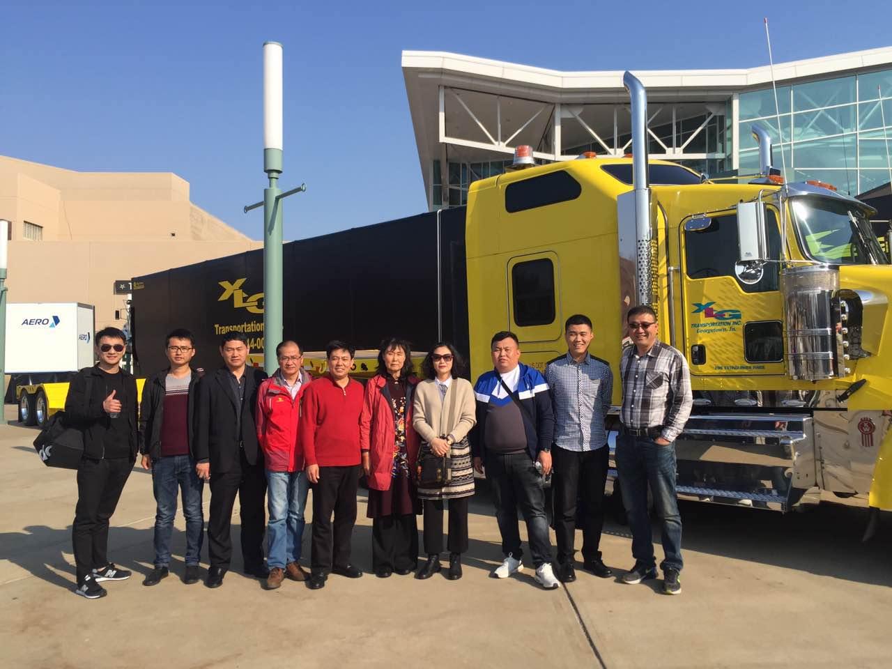 美国路易斯维尔中部卡车展览会