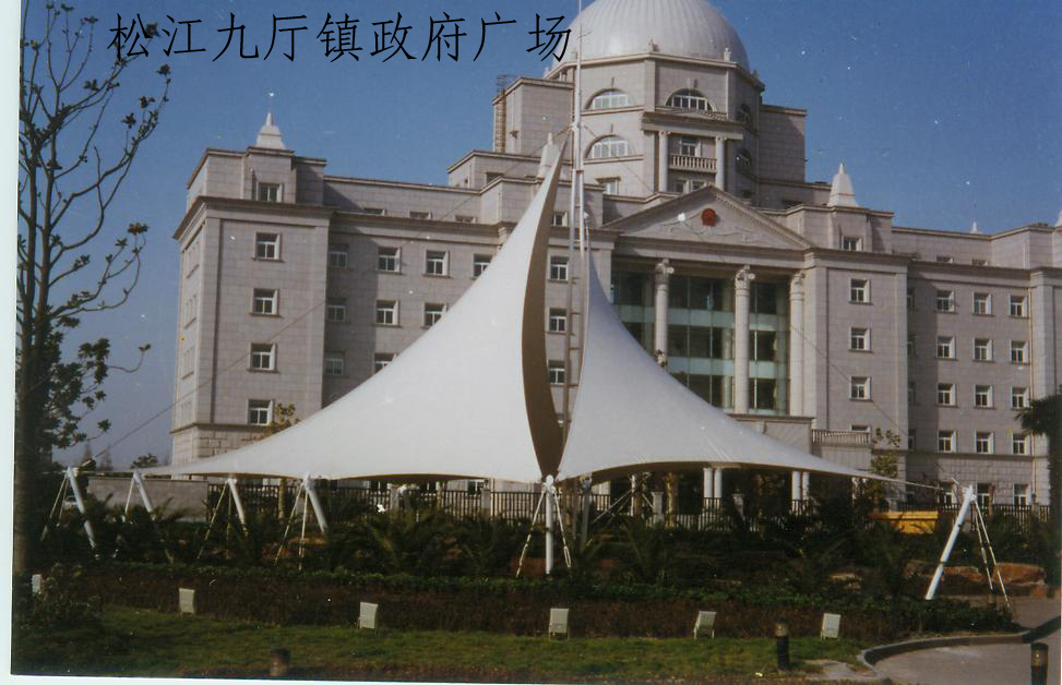 松江九亭政府广场