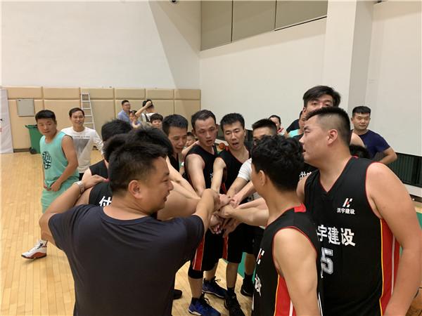 2019年南昌縣職工籃球賽