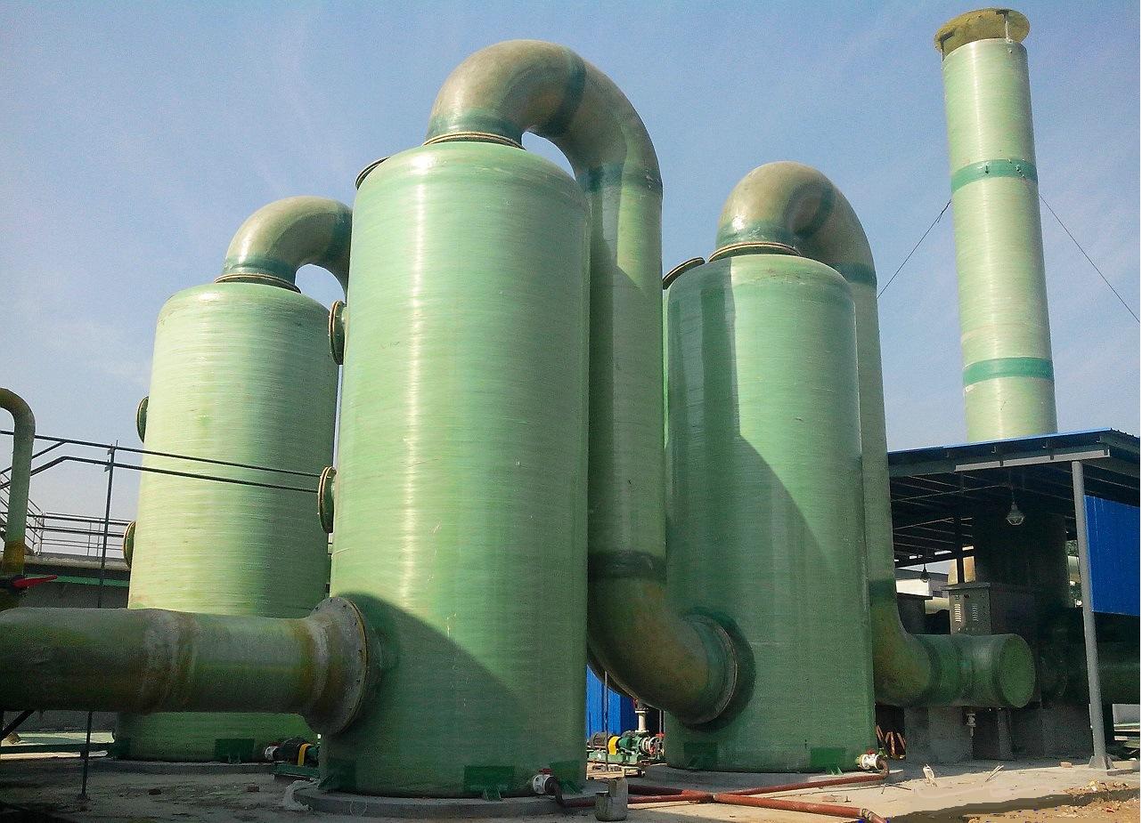 锅炉脱硫塔原理