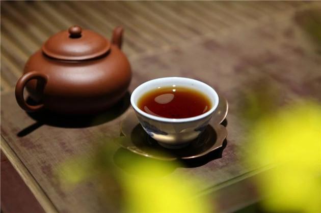 启市茶席迎新春