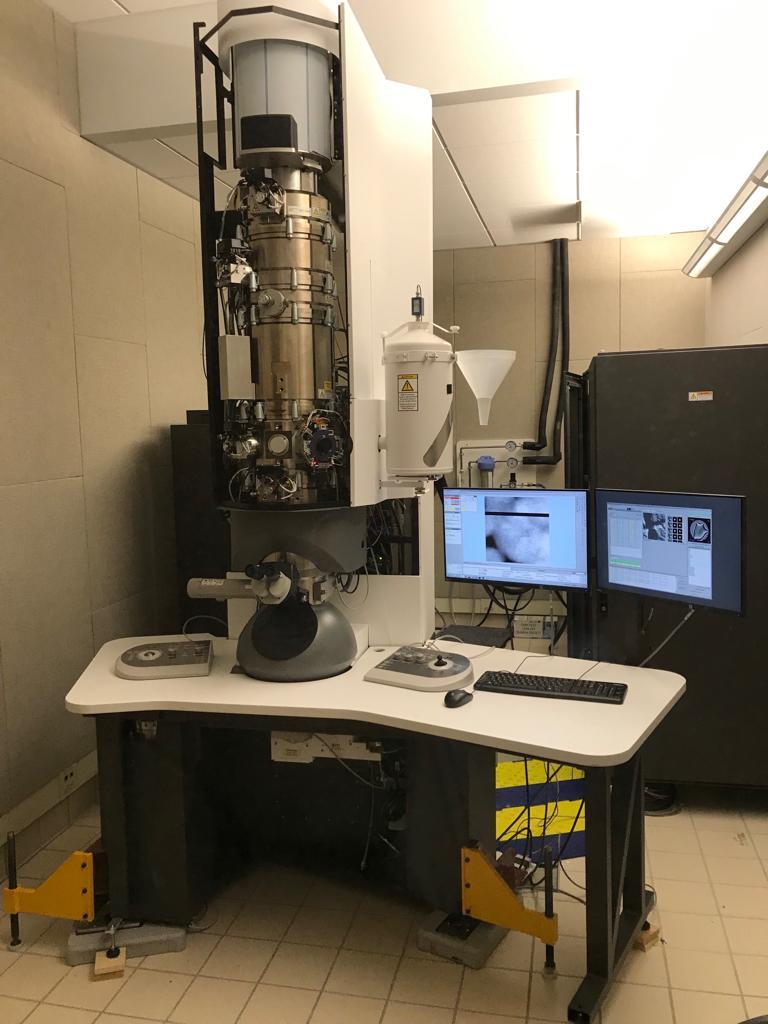 FEI TEM透射电子显微镜主动隔振台.jpg