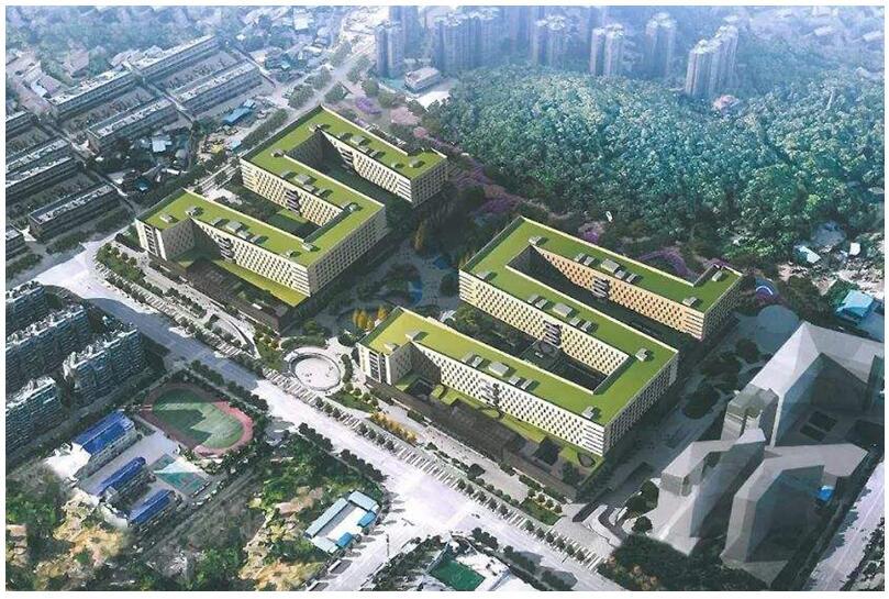中南大学湘雅五医院新建项目