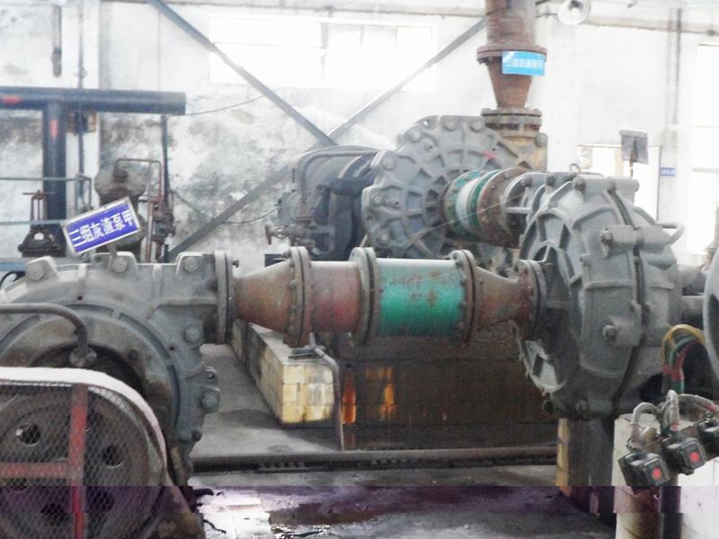 ZGB渣浆泵洗煤厂
