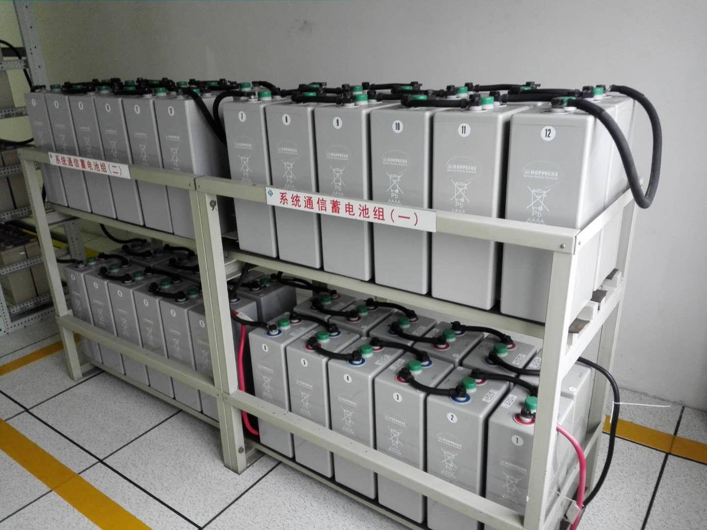 鋰離子電池安裝施工