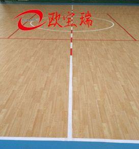 山东体育休闲俱乐部篮球场地