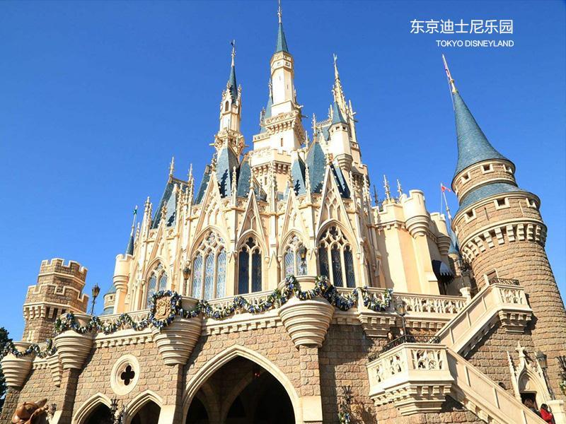 东京迪士尼乐园