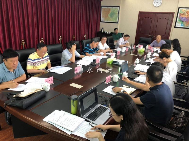 四川省生态环境厅召开《四川省农村生活污水处理排放标准》专家评审会