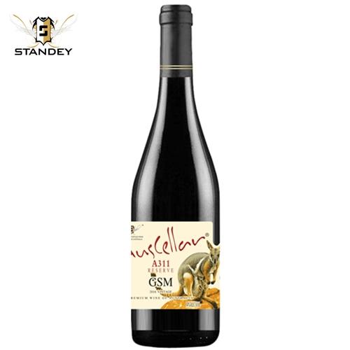 澳利莱A311干红葡萄酒