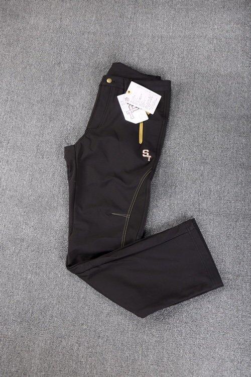 户外国际品牌阿珂姆加绒加厚高弹力复合软壳风雪裤1包80条