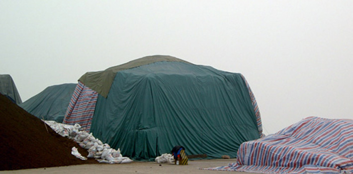 苫盖篷布系列