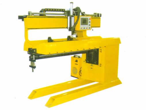 ZF系列直缝自动焊接机