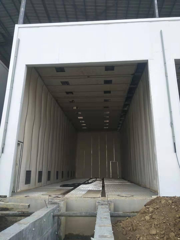 九江自动喷砂机:电子厂喷砂如何避免静电损坏