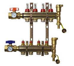 水暖分水器
