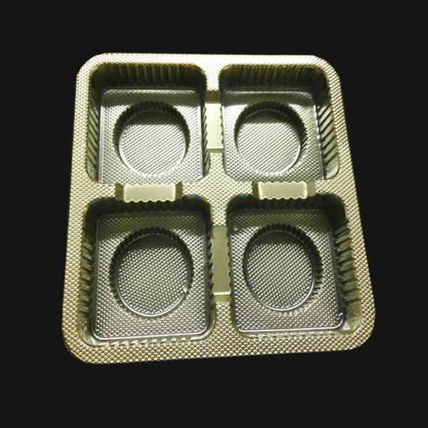 镀金吸塑内托盒