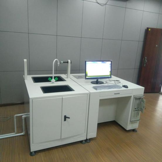直读式激光污秽度试验室测试□ 系统
