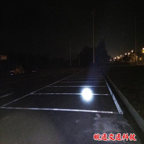 滁州市客运北站停车场划线