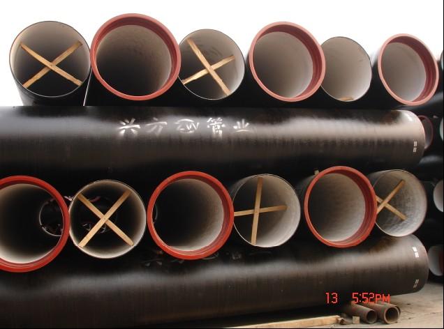 柔性管道球墨铸铁管