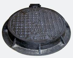 铸铁井盖种类