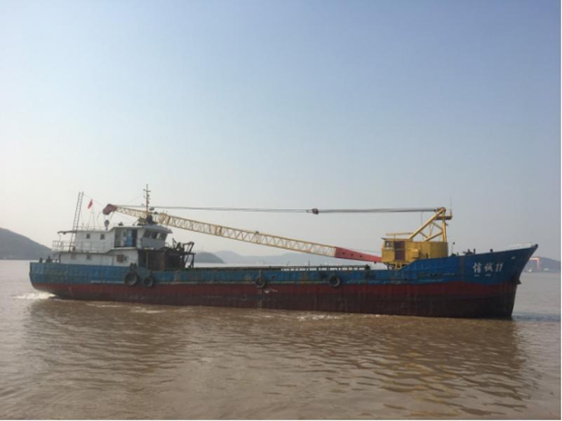 15吨吊机工程驳