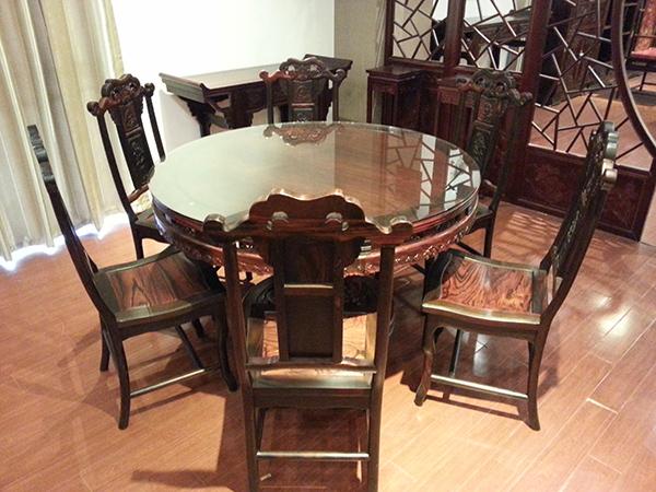 精品红木家具