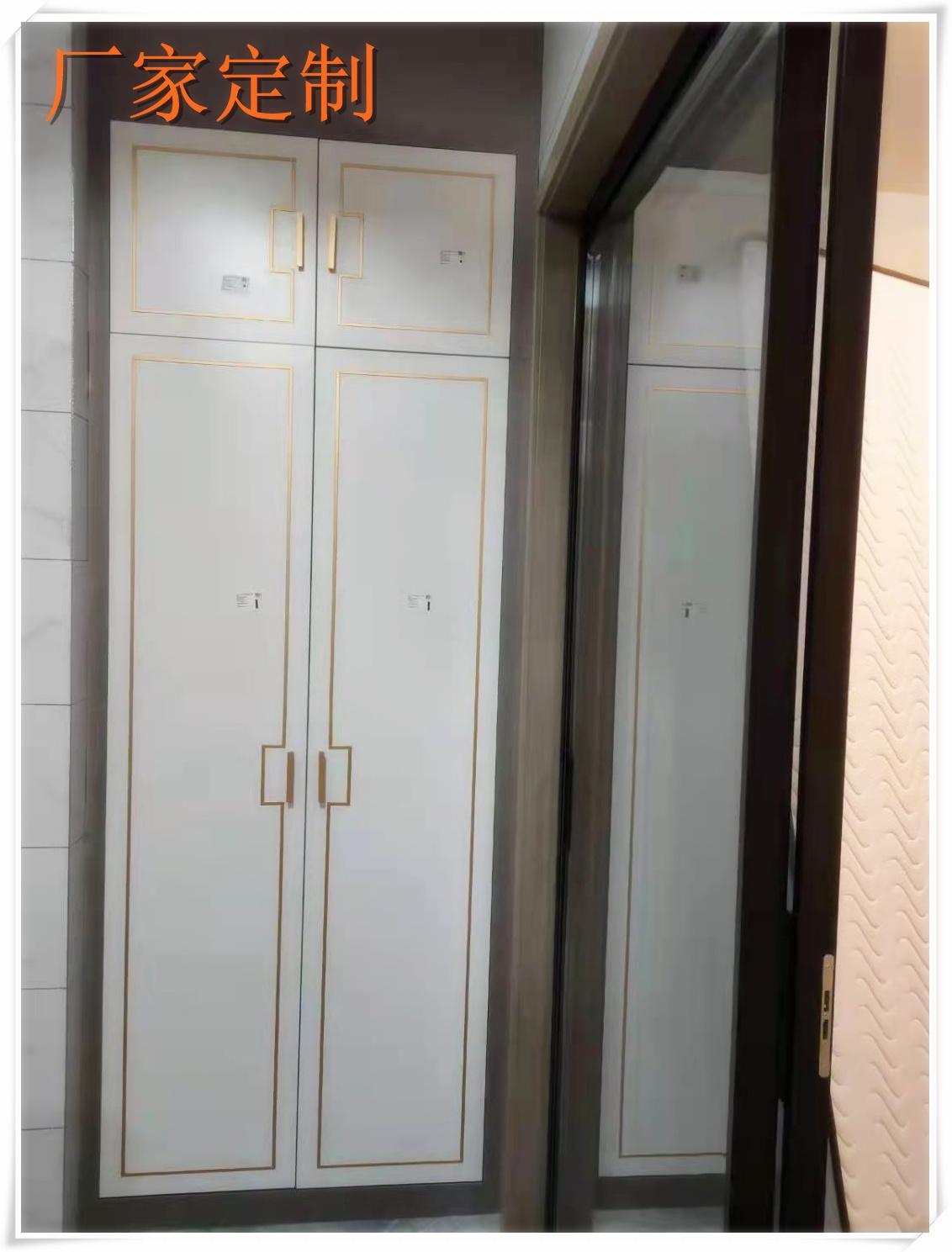 卧室衣柜案例