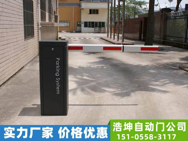 阜陽車牌識別系統