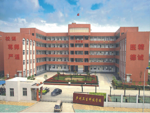 肥东县庐州卫生科技学校