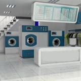 全自動干洗機-美妮干洗店