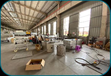 工厂生产车间