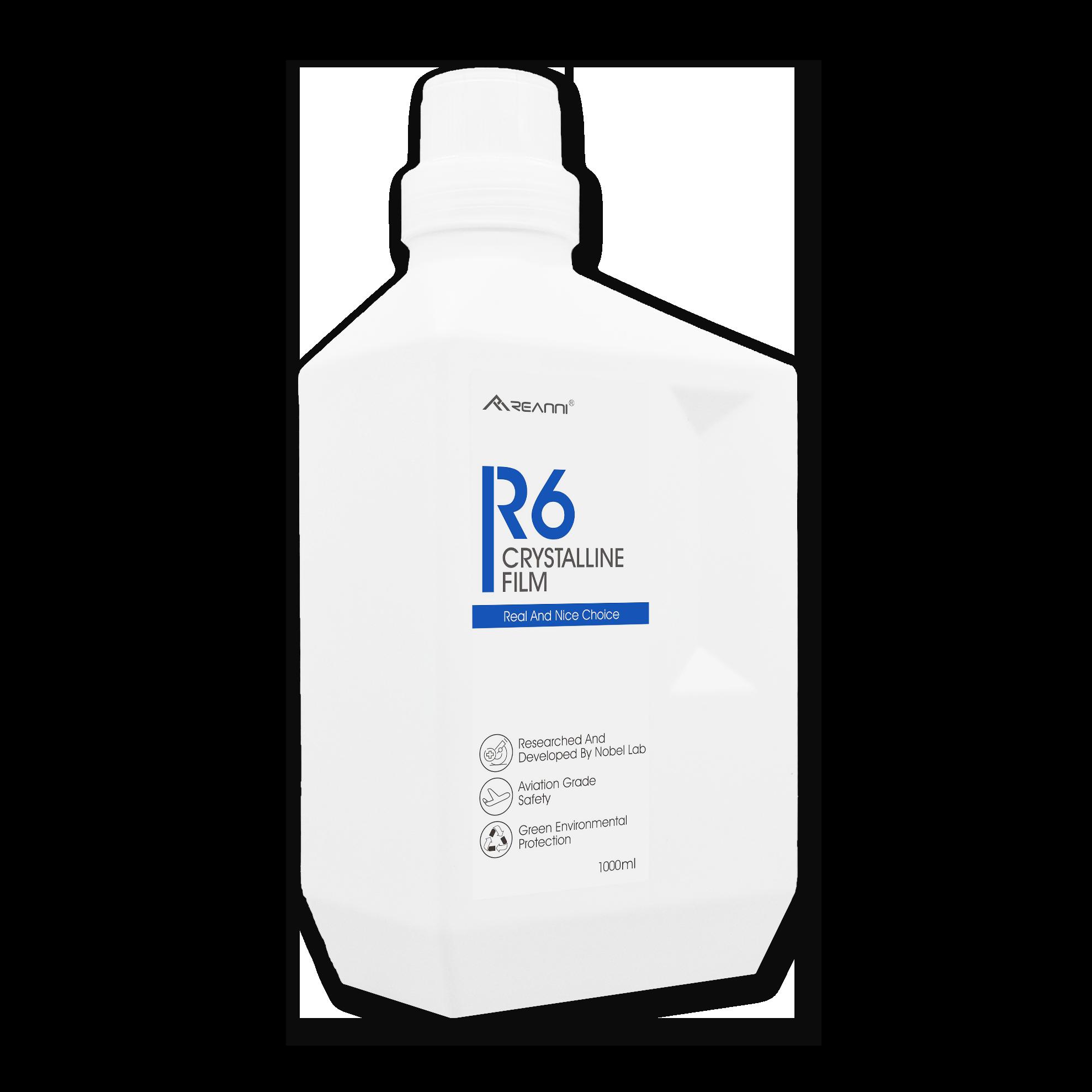 R6纳米晶膜